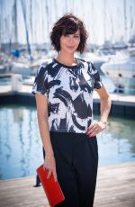 CATHERINE BELL at Good Witch Photocall in Cannes