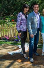CATHERINE BELL at Home & Family Show