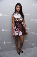 CHANEL IMAN at The Orchard's Dior & I Screening in New York