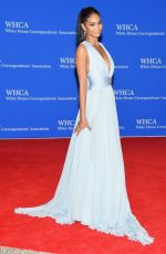 CHANEL IMAN at White House Correspondents Association Dinner in Washington