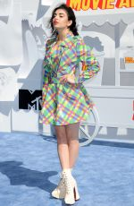 CHARLI XCX at 2015 MTV Movie Awards in Los Angeles
