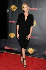 CHARLIZE THERON at 2015 Cinemacon in Las Vegas