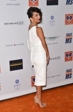 CHERYL BURKE at 2015 Race to Erase MS Event in Century City