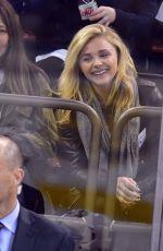 CHLOE MORETY at Pittsburgh Penguins vs New York Rangers Game