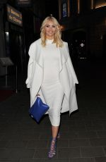 CHLOE SIMS at The Only Way is Essex Wrap Party in Soho