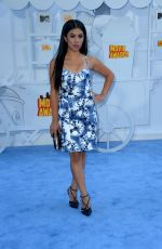 CHRISSIE FIT at 2015 MTV Movie Awards in Los Angeles