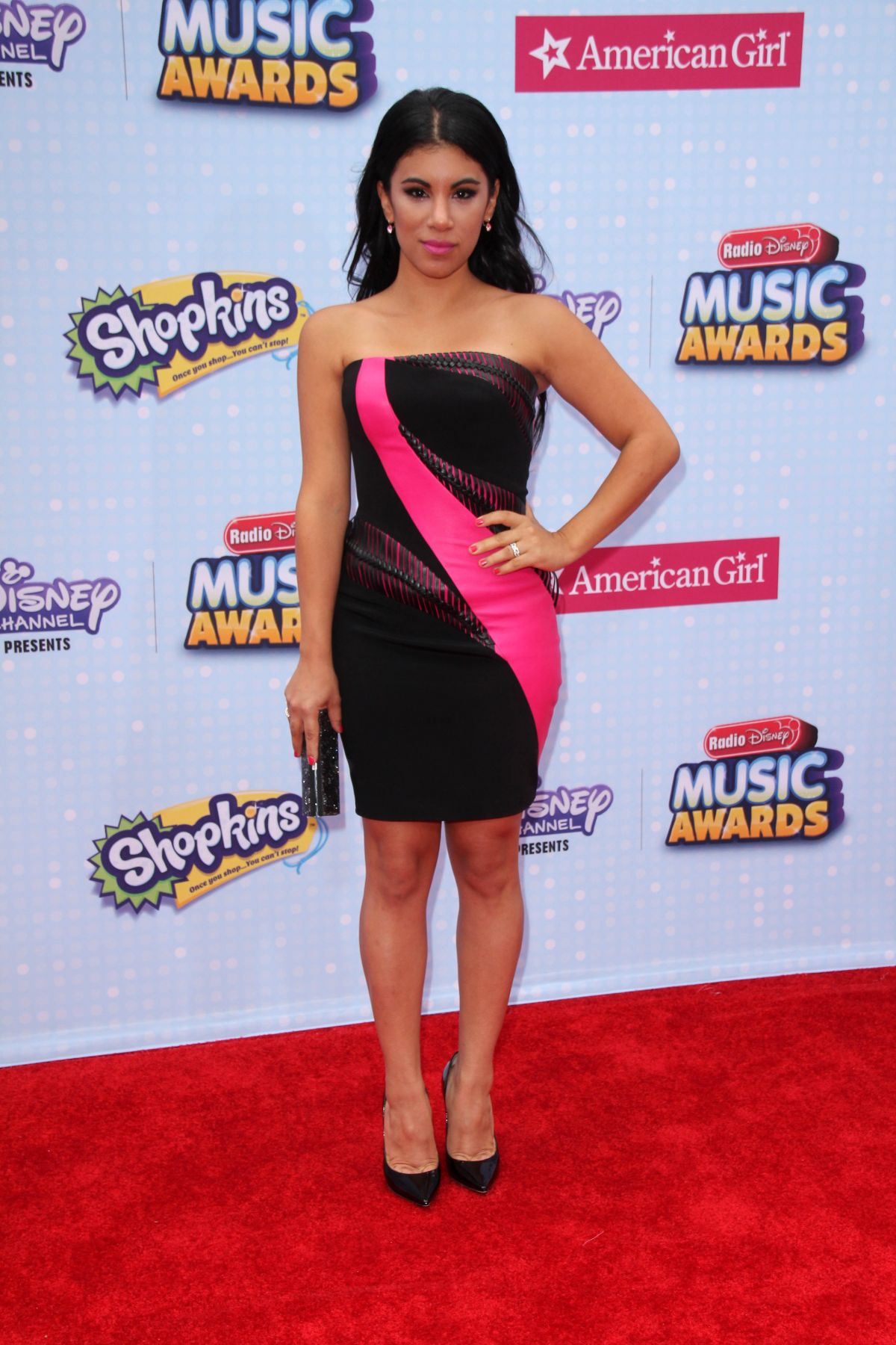CHRISSIE FIT at 2015 Radio Disney Music Awards in Los Angeles