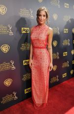 CHRISTEL KHALIL at 2015 Daytime Emmy Awards in Burbank