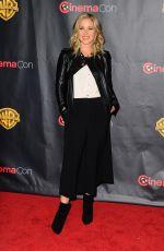 CHRISTINA APPLEGATE at 2015 Cinemacon in Las Vegas