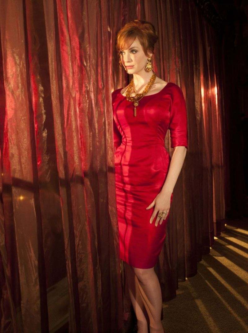 Christina hendricks joan holloway