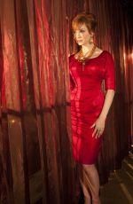 CHRISTINA HENDRICKS as Joan Holloway in Mad Men