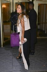 CHRISTINA MILIAN at Didier Drogba Foundation Ball in London