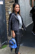 CHRISTINA MILIAN Out and About in London