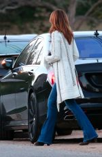 CINDY CRAWFORD Out and About in Malibu 04/25/2015