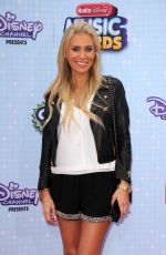 CLAUDINE PALMER at 2015 Radio Disney Music Awards in Los Angeles
