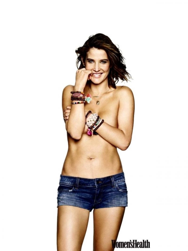 Cobie Smulders Women's Health, May 2015