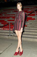 CONSTANCE JABLONSKI at 2015 Vanity Fair Party in New York
