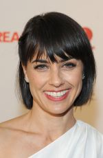 CONSTANCE ZIMMER at Unreal International Press Event in New York