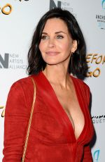 COURTNEY COX at Just Before I Go Premiere in Hollywood