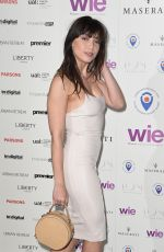 DAISY LOWE at LDNY Fashion Show and Wie Award Gala in London