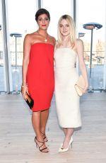 DAKOTA FANNING at Max Mara Celebrates Opening of the Whitney Museum of American Art