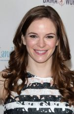 DANIELLE PANABAKER at Milk + Bookies 2015 Story Time Celebration in Los Angeles