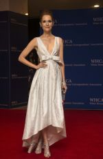 DARBY STANCHFIELD at White House Correspondents Association Dinner in Washington