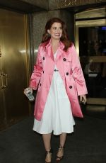 DEBRA MESSING at Access Hollywood in New York