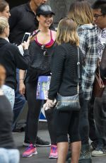 DEMI LOVATO Out and About in Sydney 04/19/2015