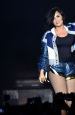 DEMI LOVATO Performs at The Horden Pavilion in Sydney