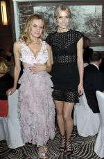 DIANE KRUGER and LENA GERCKE at People Magazin Launch Party in Berlin