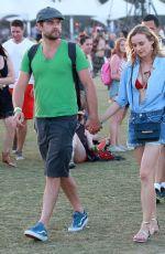 DIANE KRUGER at Coachella Music Festival in Indio 04/18/2015