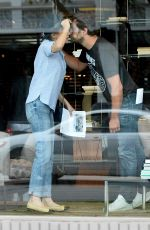 DIANE KRUGER Shoping Furniture in Los Angeles