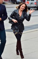 DIANE LANE Out and About in New York