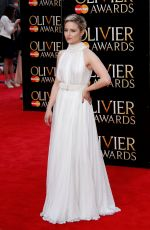 DIANNA AGRON at 2015 Oliver Awards in London