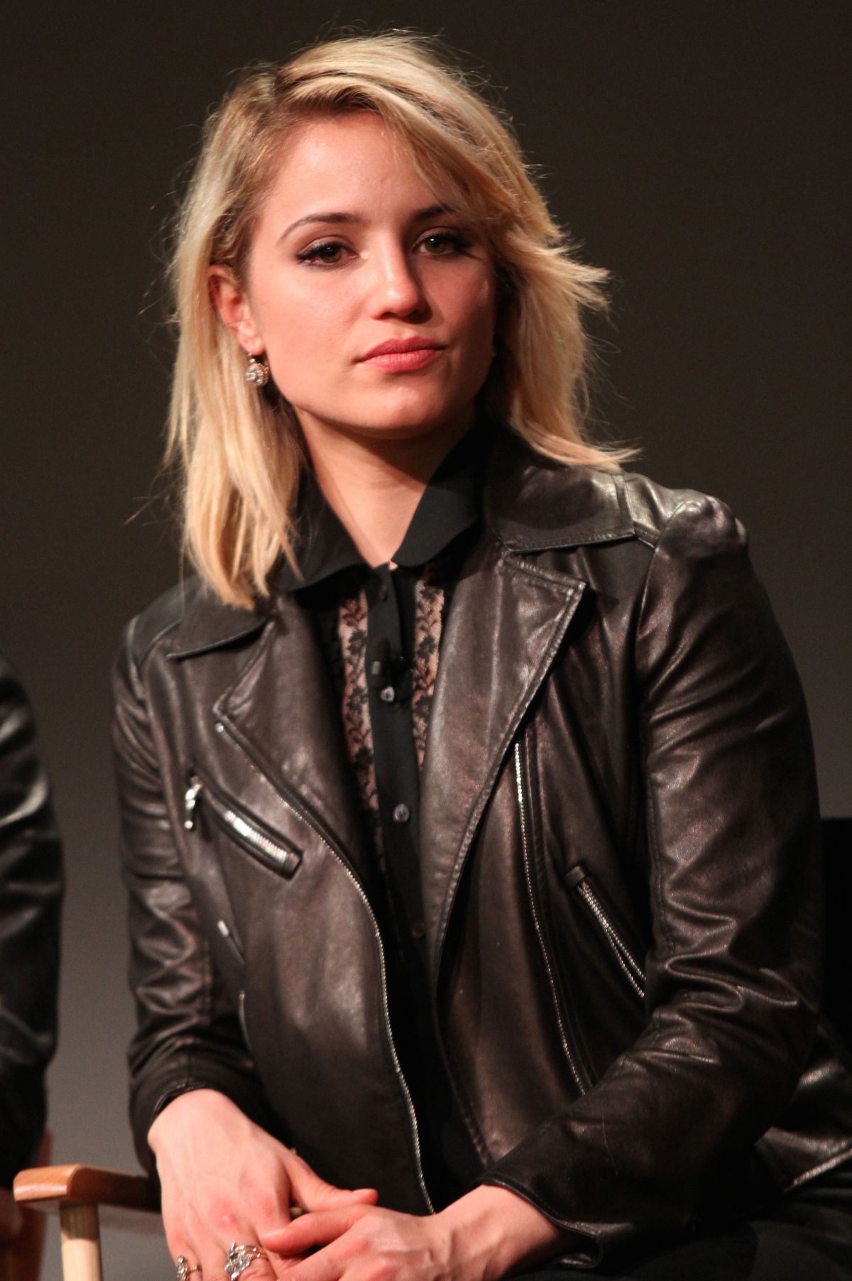 DIANNA AGRON at Apple Store Soho Presents Tribeca Film Festival: Bare in New York