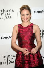 DIANNA AGRON at Tumbletown Premiere at Tribeca Film Festival in New York