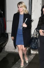 DIANNA AGRON Night Out in New York 04/20/2015