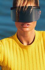 DOUTZEN KROES by Gilles Bensimon for Vogue Paris