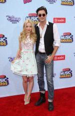 DOVE CAMERON at 2015 Radio Disney Music Awards in Los Angeles