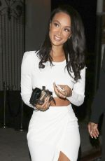 DRAYA MICHELE at Star Mmagazine;s Hollywood Rock Party in Hollywood