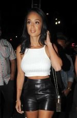 DRAYA MICHELE at Supperclub in Los Angeles
