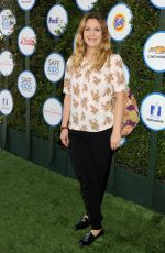 DREW BARRYMORE at Safe Kids Day Event in Los Angeles