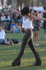 EIZA GONZALEZ at 2015 Coachella Music Festival, Day 2
