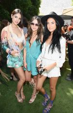 EIZA GOZALEZ at People Stylewatch & Revolve Fashion and Festival Event in Palm Springs