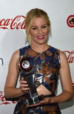 ELIZABETH BANKS at Cinemacon Big Screen Achievement Awards in Las Vegas