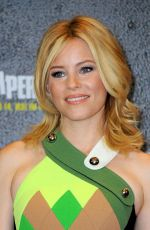 ELIZABETH BANKS at Pitch Perfect 2 Photocall in Berlin