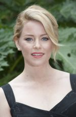 ELIZABETH BANKS at Pitch Perfect 2 Photocall in Rome