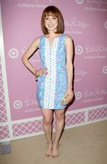 ELLIE KEMPER at Lilly Pulitzer for Target Launch in New York