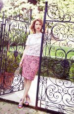 ELLIE KEMPER - Mei Tao Photoshoot for Redbook